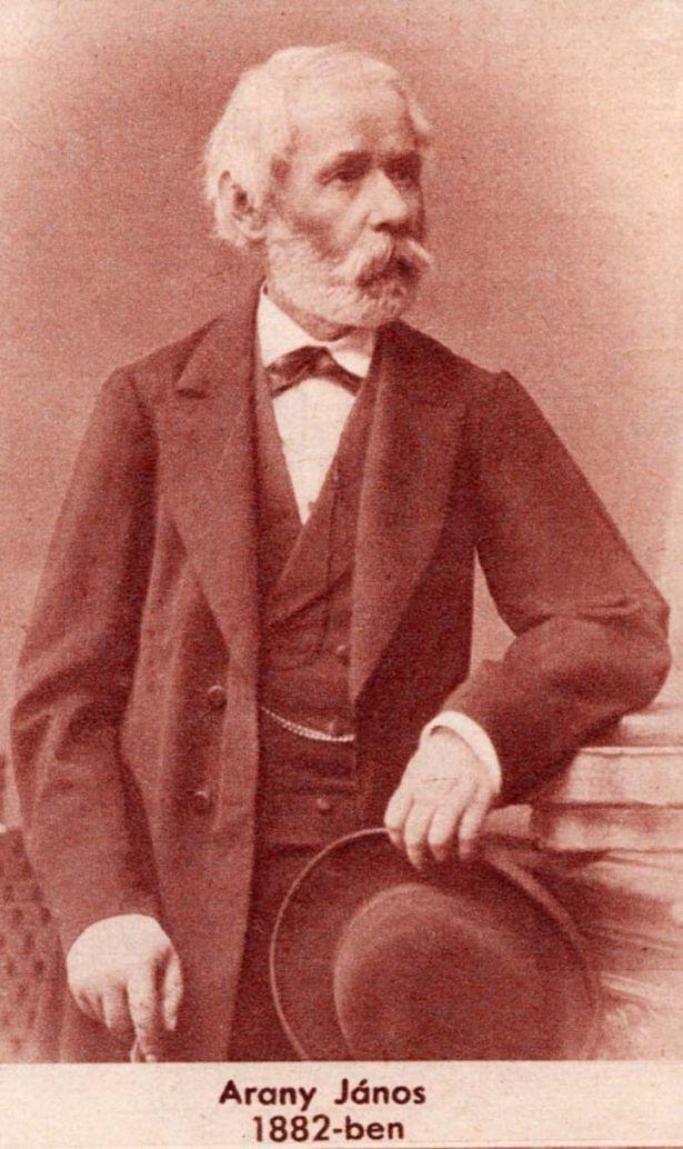 Arany János 1882-ben