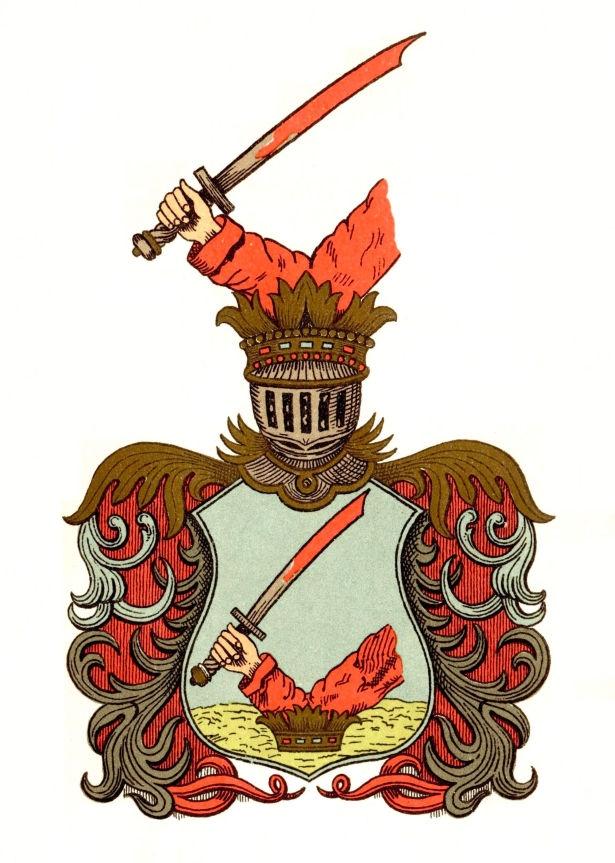 Az Arany-család címere