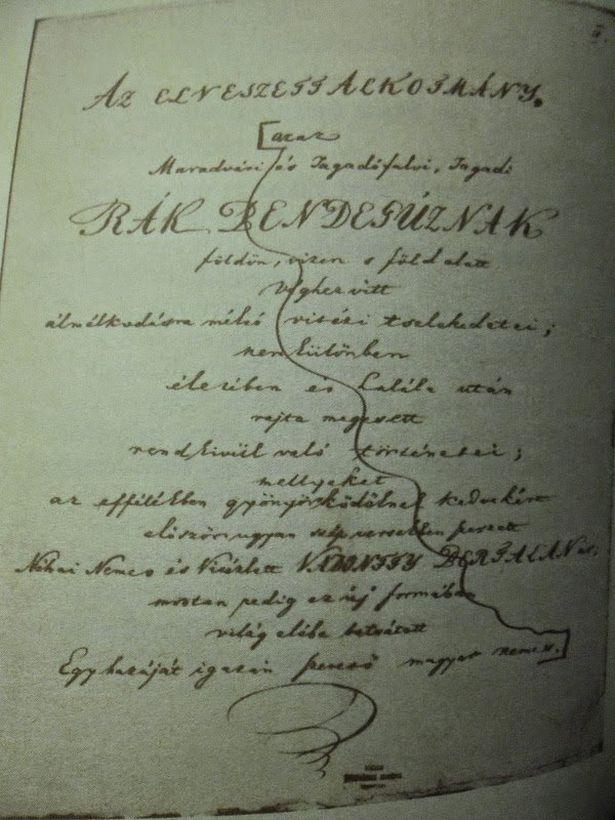 Az elveszett alkotmány