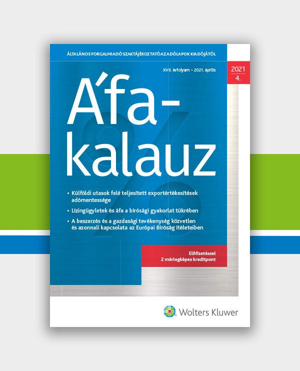 Áfa Kalauz