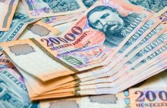 pénz, forint