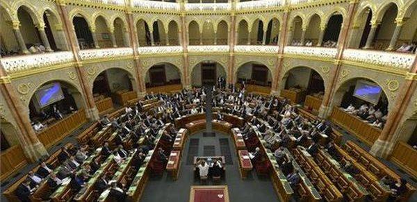 Adókönnyítésekről és kétéves munkaidőkeretről döntött az Országgyűlés