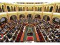 Nagyüzem a parlamentben: számos törvényt szavaztak meg