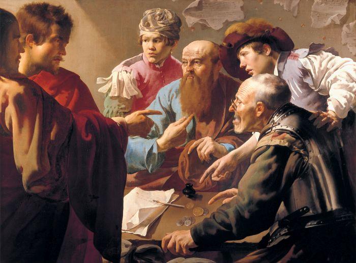 Az apostolok pénzügyei – 3.2. rész
