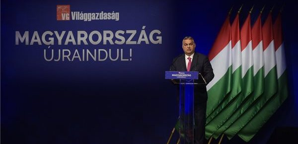 Orbán a globális társasági adó elleni védekezésre készül