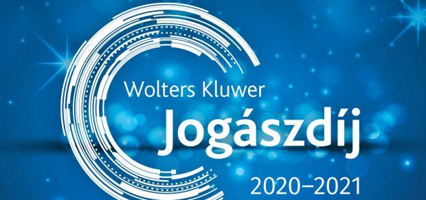 Ők kapták az V. Wolters Kluwer Jogászdíjat
